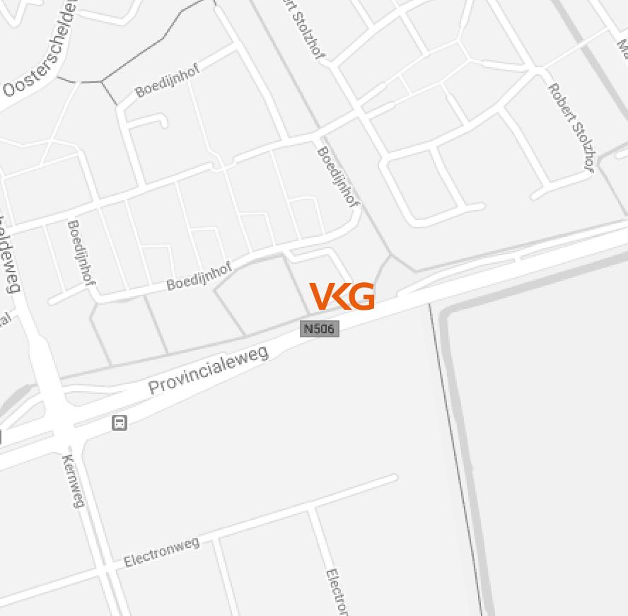 Google maps - VKG adres